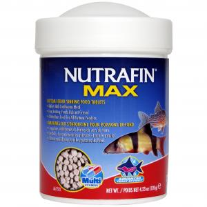 Nutrafin Nutrafin Max Bottom Sinking Food Tablets 60g