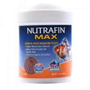 Nutrafin  Max Goldfish Colour Enhancing Pellets 40g