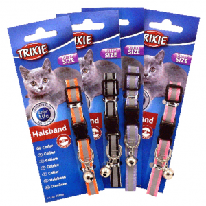 Trixie Trixie Reflective Kitten Collar - Assorted Colours