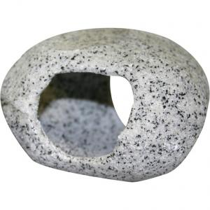 Aqua One Ornament Cave Round Marble LARGE