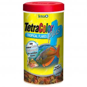 Tetra TetraColor Plus Color Enhancement Flake - 28gm