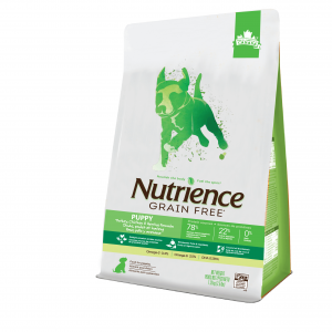 Nutrience Nutrience Puppy Grain Free Turkey, Chicken & Herring 2.5kg