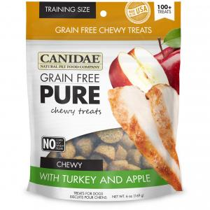Canidae Canidae Grain Free Turkey & Apple Dog Treats