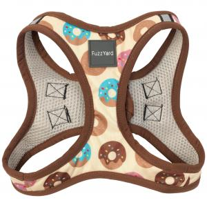 FuzzYard  Step-in Harness Go Nuts MEDIUM