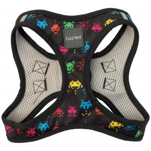 FuzzYard  Step-in Harness Space Raiders LARGE