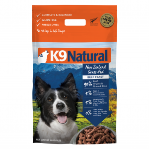 K9 Natural  Beef Feast Freeze Dried