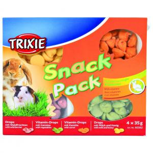 Trixie Trixie Small Animal 4 Flavour Snack Pack