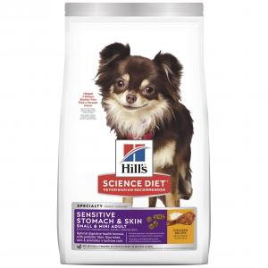 Hill's  Science Diet Adult Sensitive Stomach & Skin Small & Mini Dry Dog Food 1.81kg