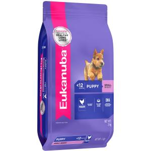 Eukanuba Eukanuba Puppy Small Breed 3kg