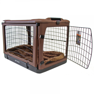 Pet Gear Pet Gear Brown Crate