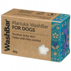 Washbar WashBar Manuka Soap Bar for Dogs 80g