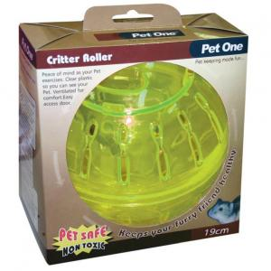 Pet One Pet One Critter Roller - Assorted Colours