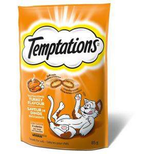 Temptations Temptations Turkey Cat Treats