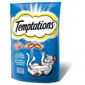 Temptations Temptations Salmon Cat Treats