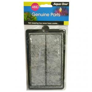 Aqua One Aqua One Clearview 500 Cartridge Carbon 48c