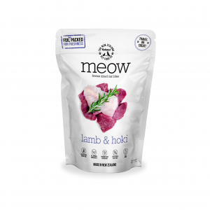 MEOW Meow Freeze Dried Cat Bites Lamb & Hoki 50g