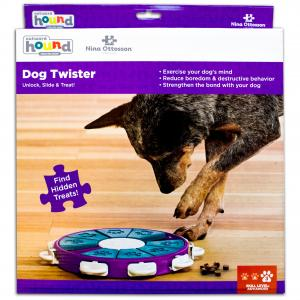 OUTWARD HOUND  Nina Ottosson Dog Twister Purple