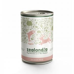 ZEALANDIA  Salmon Wet Dog Food 385g