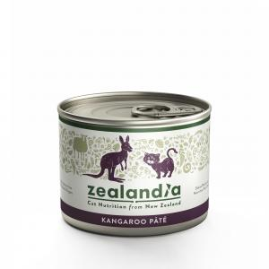 ZEALANDIA  Kangaroo Wet Cat Food 185g