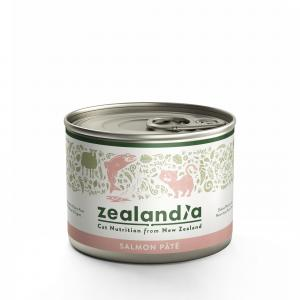 ZEALANDIA  Salmon Wet Cat Food 185g