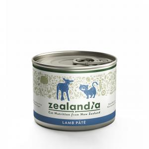 ZEALANDIA  Lamb Wet Cat Food 185g