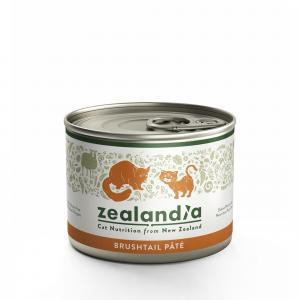 ZEALANDIA  Brushtail Wet Cat Food 185g