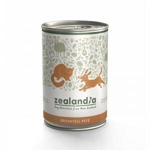 ZEALANDIA  Brushtail Wet Dog Food 385g