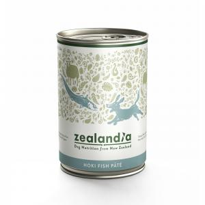 ZEALANDIA  Hoki Wet Dog Food 385g