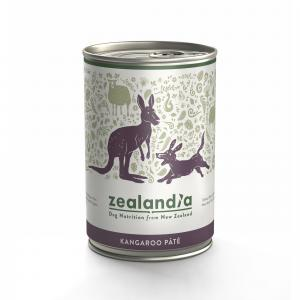 ZEALANDIA  Kangaroo Wet Dog Food 385g