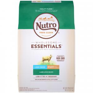 Nutro Nutro Wholesome Essentials Large Breed Puppy Lamb & Rice 13.6kg
