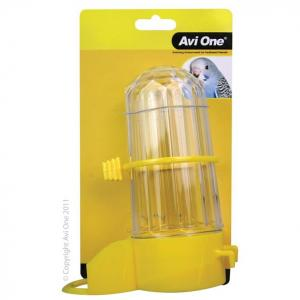 Avi One Avi One Bird Jumbo Fountain Feeder Inside Mounting