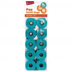 Yours Droolly  Scented Refill Bags 150 Pack