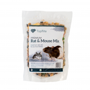 Topflite Topflite Premium Rat & Mice Mix 300g