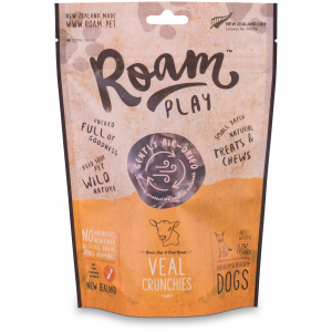 ROAM Roam Veal Crunchies Dog Treats 150g