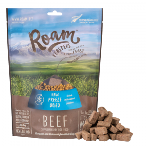 ROAM Roam Beef Feasters Dog Treats 150g
