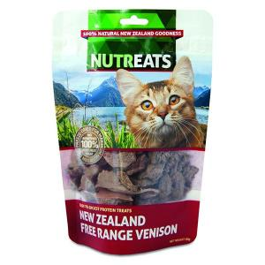 NUTREATS Nutreats Venison Cat Treats 50g