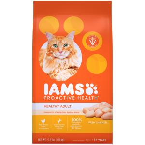 Iams  Proactive Health Healthy Adult Original With Chicken 1.59kg