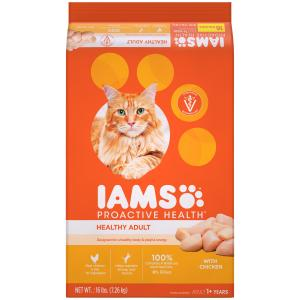 Iams  Proactive Health Healthy Adult Original With Chicken 7.26kg