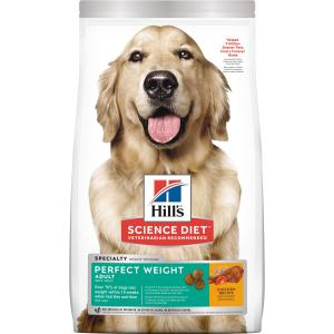 Hill's  Science Diet Dog Perfec T Weight 12.9kg