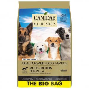 Canidae Canidae® All Life Stages Multi Protein Chicken, Turkey, Lamb & Fish Dry Dog Food