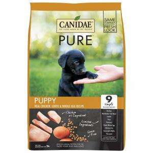Canidae Canidae® Pure™ Puppy Real Chicken, Lentil & Whole Egg Recipe Grain Free Dry Dog Food