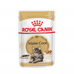 Royal Canin  Maine Coon Gravy Wet Cat Food