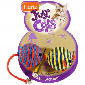 Hartz  Bell Mouse 2 Pack