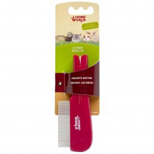 Living World  Small Animal Face Comb