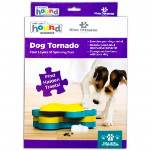 OUTWARD HOUND  Nina Ottosson Dog Tornado Blue