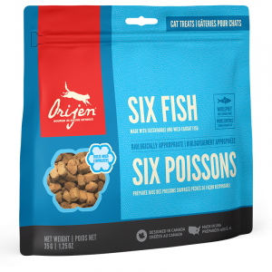 Orijen Orijen Six Fish Cat Treats 35g