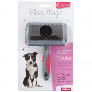 Shear Magic Yours Droolly Shear Magic Moult Brush