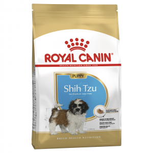 Royal Canin Royal Canin Shih Tzhu Dry Puppy Food 1.5kg