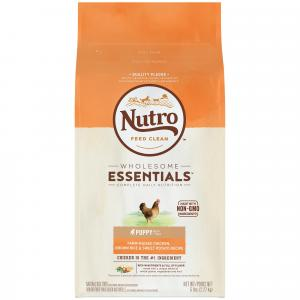 Nutro Nutro Wholesome Essentials Chicken, Rice & Sweet Potato Dry Puppy Food 2.27kg