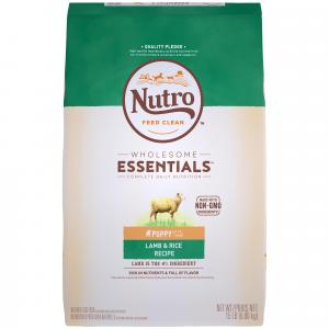 Nutro Nutro Wholesome Essentials Lamb & Rice Dry Puppy Food
